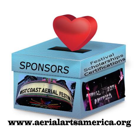 Sponsor Aerial Arts America