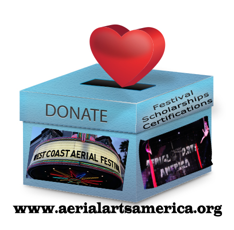 Donate to Aerial Arts America